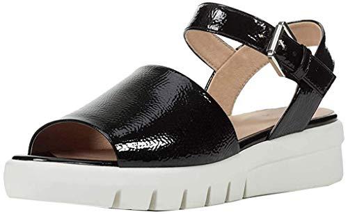 Geox D Wimbley Sandal A, Sandalia con Pulsera Mujer