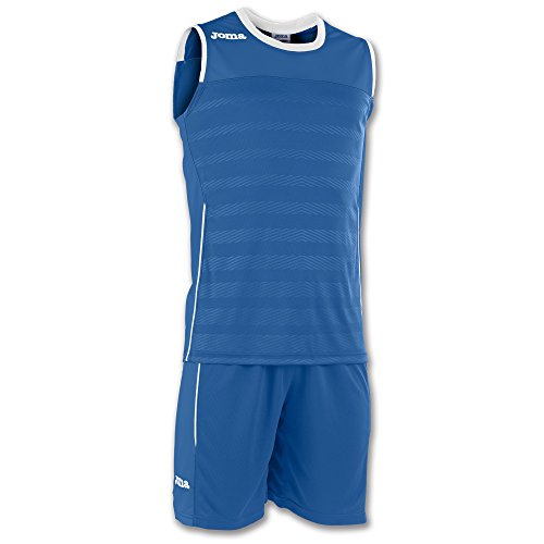 Joma Space II Set Basketball, Herren XXXL Royal