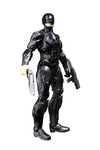Robocop 6 Zoll-Action-Figur Robocop 3.0 Schwarz (lackiert)