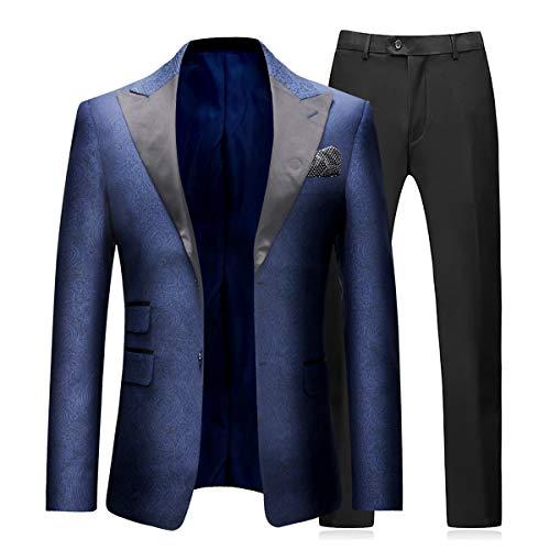 Lista de Pantalones de esmoquin para Hombre los más solicitados. 9