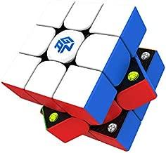 GAN 356 M, 3x3 Magnetic Speed Cube Stickerless Gans 356M Magic Cube (Lite ver. 2020)