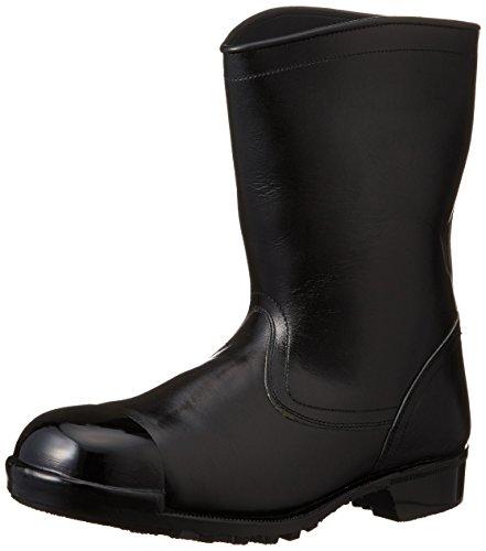 [エンゼル] 外鋼板安全靴 半長靴 O311 6B067 メンズ ブラック JP JP27(27cm)