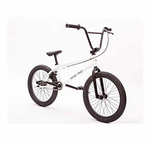 BMX-fietsen voor mannen en vrouwen, 20 inch wielen fietsen, frame van koolstofstaal en U-type handvatten, 9 × 25T tandwielaandrijving