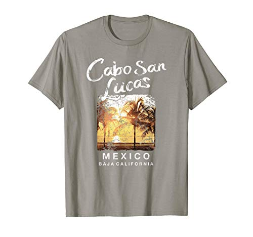 Cabo San Lucas Mexico Baja California Vintage T-Shirt