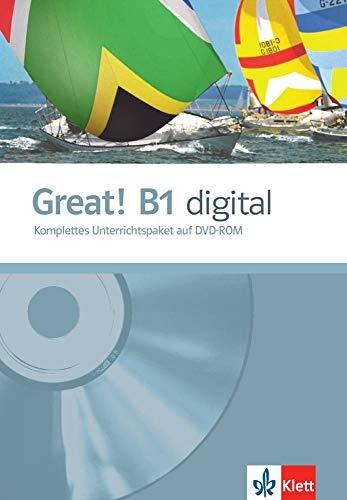 Great! B1 digital: Englisch für Erwachsene. DVD-ROM (Great!: Englisch für Erwachsene)