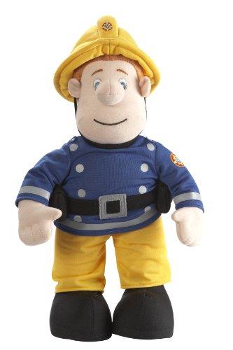 Unbekannt [UK-Import] Fireman Sam 12 inch Talking Plush