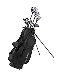 small The complete Aspire XD1 Men's Golf Club Kit includes a titanium driver, SS fairway, SS….