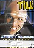 Till - Ahlen 2004 Konzert-Poster A1