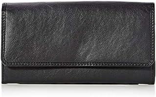 Amazon Brand - Hikaro Women's Large Purse , Black, One Size