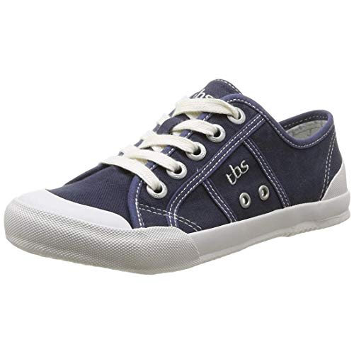 TBS Opiace, Damen Sneakers, Blau (Perse), 39 EU