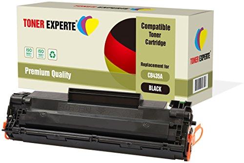 Kit 2 TONER EXPERTE® CB435A 35A Toner compatibili per HP Laserjet P1005, P1006, P1007, P1008, P1009, Canon LBP-3010, LBP-3018, LBP-3050, LBP-3100, LBP-3108, LBP-3150