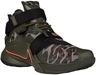 be322481cf8a nike lebron soldier IX PRM mens hi top basketball trainers 749490 sneakers  shoes (uk 10