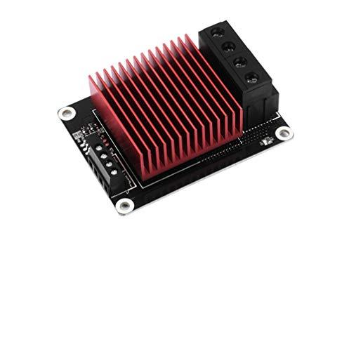 XBaofu Impresora 1pc 3D de Piezas de calefacción Controlador MOSFET for el Calor Cama/extrusora Mos Módulo 30A Soporte Grande for la Actual TEVO BLV MGN Cubo