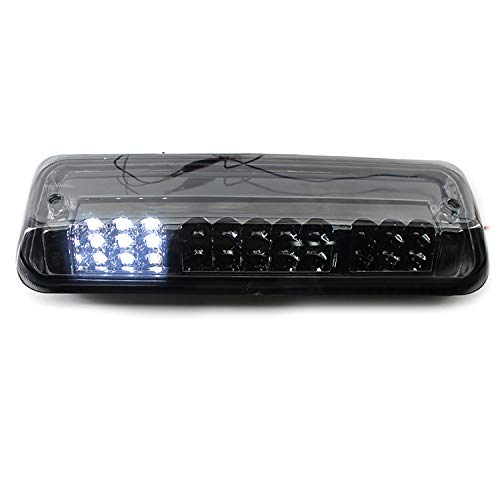 WEUN Additional Brake Lights LED Dritte Bremsleuchte Geeignet Für 2004-2008 Ford Raptor F150 Rücklicht Bremsleuchte,Black