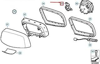 Cubierta para puerta trasera izquierda GTV PROJECT M5 E39 51472494807 2494807