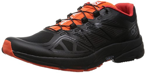 Salomon Men's Speedcross 3-M, Slate Black/Deep Blue, 12 D US