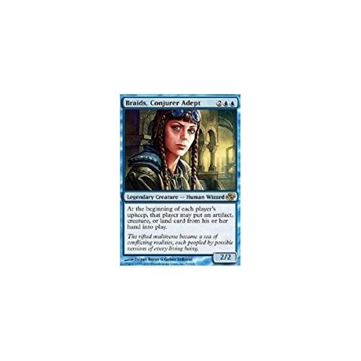 Magic: the Gathering - Braids, Conjurer Adept - Planar Chaos