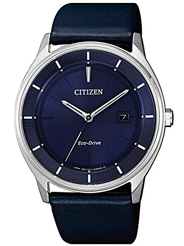 CITIZEN Eco-Drive Herren Armbanduhr BM7400-12L