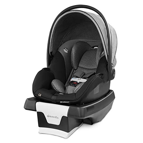 Evenflo 30412311 Gold SensorSafe SecureMax Smart Infant Car Seat, Moonstone