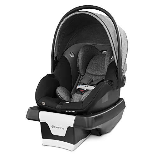 Evenflo 30412311 Gold SensorSafe SecureMax Smart Infant Car Seat, Moonstone