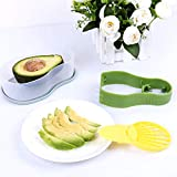 Zdada Avocado Tools Set for Kitchen,5-in-1 Avocado-Slicer &...