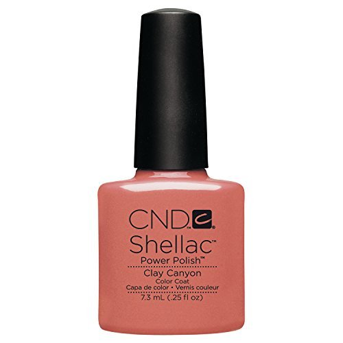 CND Shellac Power Polish Open Road Collection Clay Canyon par CND Cosmetics