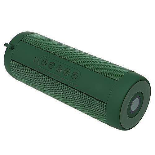 Altavoz inalámbrico Bluetooth, Bluetooth 5.0, mosquetón exterior, altavoz inalámbrico, subwoofer portátil, mini...