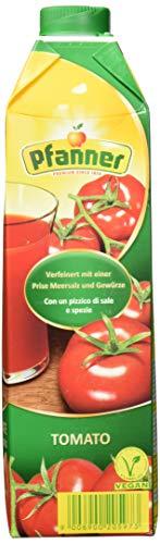 Pfanner Tomatensaft 100%, 1 l