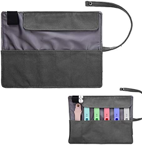 Watch Band Accessories Smartwatch Organizer Holder Pouch Protable Bag Travel Pouch Bag Compatible product image