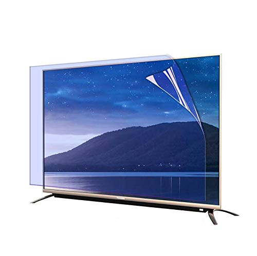 YSHCA 65-75 inch TV Screen Protector Anti-Blue Light Screen Protector Panel Anti Glare Filter Relieve Eye Strain for LCD//LED//OLED /& QLED 4K HDTV,75Inch// 1682x966mm