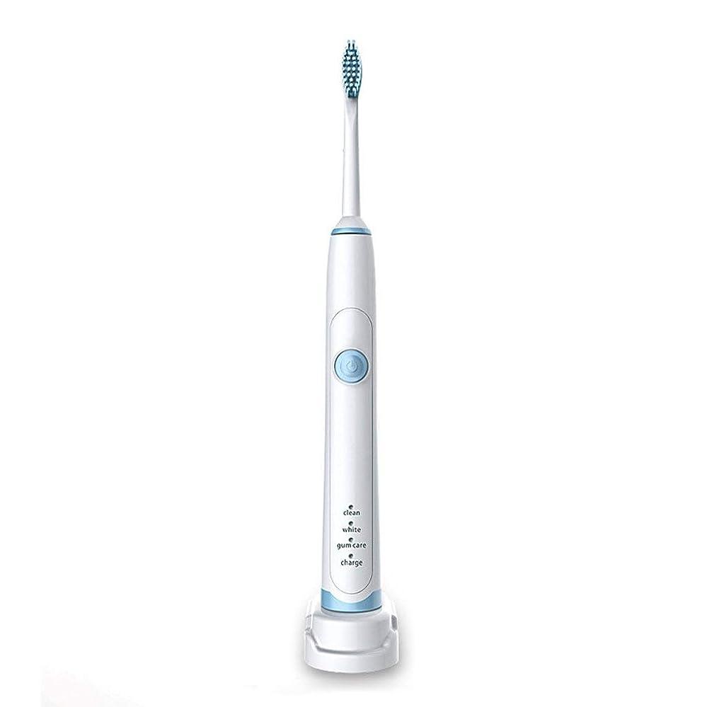 料理をする隠された換気超音波電動歯ブラシ誘導充電電動歯ブラシ防水完全洗濯可能2分スマートタイマー3ブラッシングモード