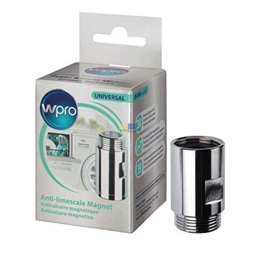 Wpro MWC014 ORIGINAL Kalkschutz Magnetischer Wasserentkalker Anti Kalk Magnet 3/4