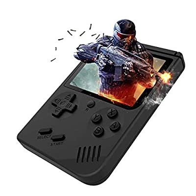 TuoFang Retro Handheld Game Console, Retro Portable Game Players Built in Classic Games for Kids Children and Adult( Retro FC) from TuoFang