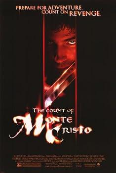The Count of Monte Cristo Poster Movie C 11x17 James Caviezel Guy Pearce Richard Harris James Frain MasterPoster Print 11x17