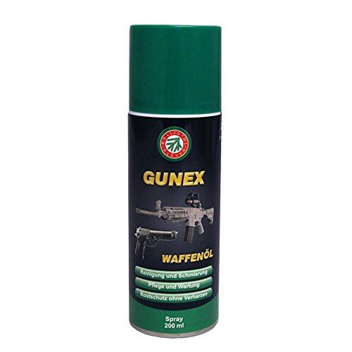 Olio di arma Ballistol Gunex e olio protettivo Spray 200 ml