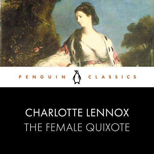 The Female Quixote cover art