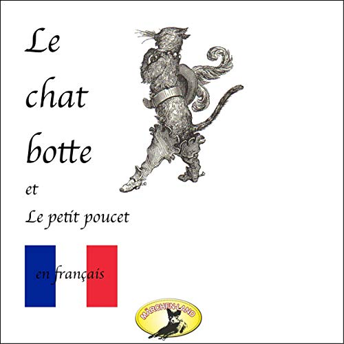 Couverture de Le chat botté / Le petit poucet