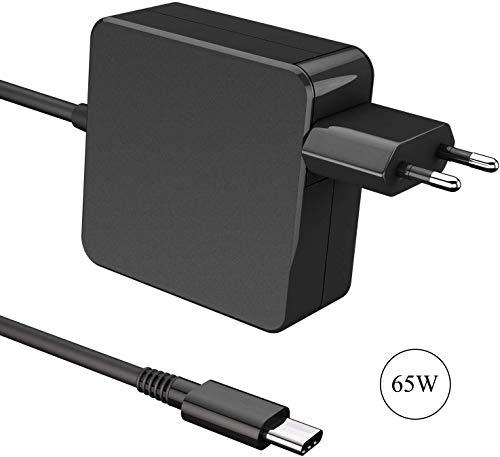 Atopoo Cargador adaptador alimentación USB-C tipo