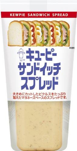 キユーピー サンドイッチスプレッド 145g×4本