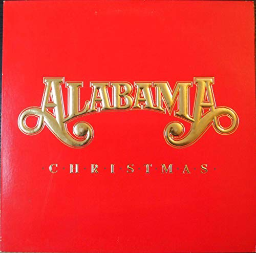 Alabama: Christmas (1985) [Vinyl LP Record]