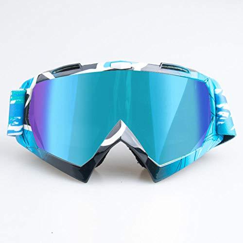 SlimpleStudio Anti Niebla 118% Protección UV Gafas de Ventisca,Gafas Deportivas de esquí...