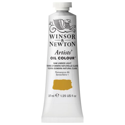 Winsor & Newton Artists\' Ölfarben 37 ml Umbra Natur Hell