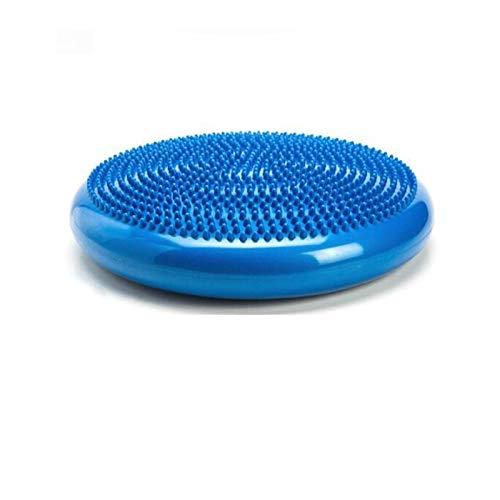 WULE Niños Niños Juegos Balance Toys Wobble Cushion Estabilidad Disc Disc Autismo Juguetes sensoriales para Necesidades Especiales (Color : Blue)