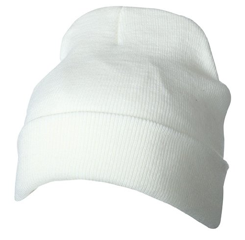 Myrtle Beach Uni Strickmütze Thinsulate, off-white, One size, MB7551 owh