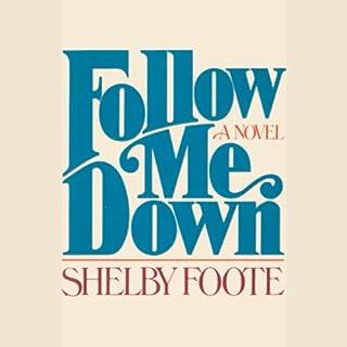 Follow Me Down audiobook cover art