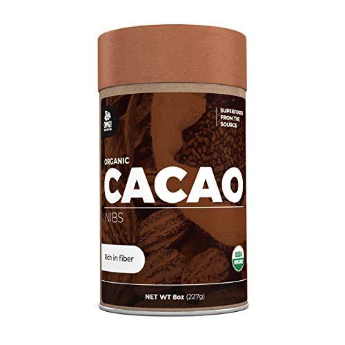 OMG! Superfoods Organic Cacao Nibs (8 Servings)