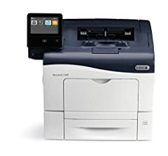 Freedom, and app-based functionality, The VersaLink C400 Color Printer gives you the freedom to work where and how you want, and access to additional options through the Xerox App Gallery Easy, efficient and entirely new, Speed through tasks by savin...