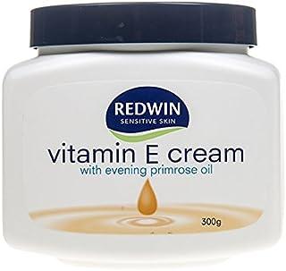 Redwin Moisturiser Vitamin E Cream with Evening Primrose Oil, 300 grams