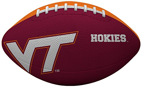 Coleman Rawlings NCAA Gridiron Junior Size Football, Virginia Tech Hokies