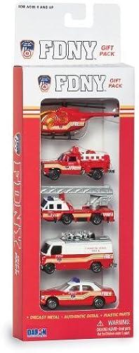 lo último Daron FDNY Vehicle Gift Set, 5-Piece 5-Piece 5-Piece by Daron  promociones
